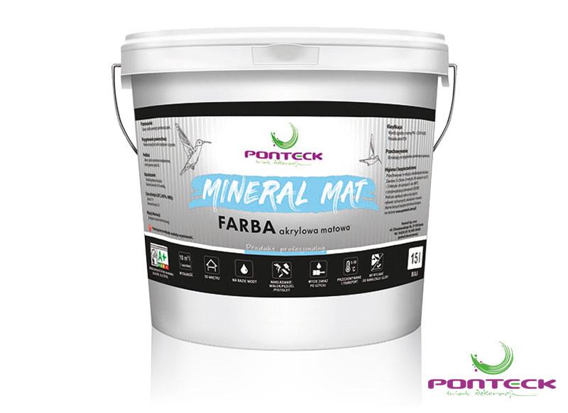 Mineral Mat 1L